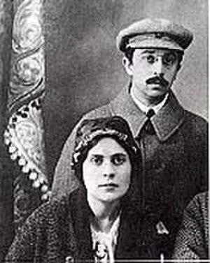Osip Brik - Osip and Lilya Brik