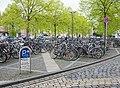 Osnabrück - Fahrräder am Hbf 01.jpg
