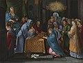 Otto van Veen - Darbringung Jesu im Tempel - 1864 - Bavarian State Painting Collections.jpg