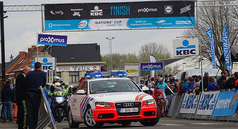 Oudenaarde - Ronde van Vlaanderen Beloften, 11 april 2015 (C39).JPG