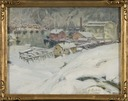 Overcast Weather. Study from North Norway (Anna Boberg) - Nationalmuseum - 21435.tif