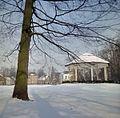 Overzicht van de muziektent in het Slotpark - Oosterhout - 20383752 - RCE.jpg