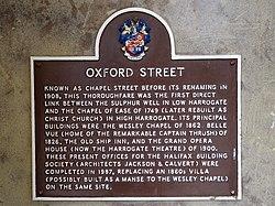 Oxford street (harrogate)