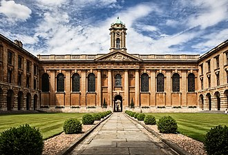 The Queen's College, Oxford - Image: Oxford university The Queen's College by Fenlio