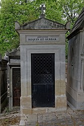 Tomb of Requin and Ourbak
