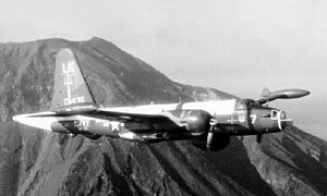 P-2E Neptune VP-26 in flight 1964.JPG