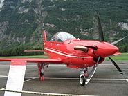 PC-21 in Mollis