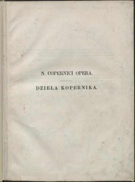 File:PL Mikołaja Kopernika Toruńczyka O obrotach ciał niebieskich ksiąg sześć.djvu