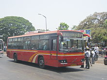 Another move by traffic police to ease out Hinjewadi traffic: PMPML buses to run on separate lane