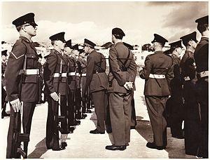 Armed Forces of the Libyan Arab Jamahiriya - Image: PRS Malta & Libya BFPO 51
