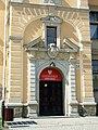 Państwowa Wyższa Szkoła Zawodowa w Wałbrzychu - building A entrance.jpg