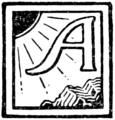 Page 111 initial from The Fables of Æsop (Jacobs).png