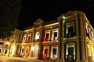 Linares, Nuevo León - The city hall