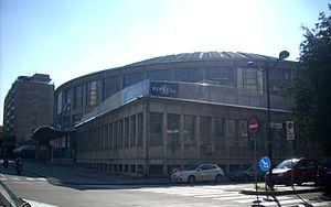 Land Rover Arena - Image: Paladozza