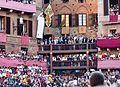 Palio di Siena agosto 2011 - Palco dei Giudici (2).jpg