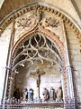Pamplona - Catedral, claustro 05.JPG