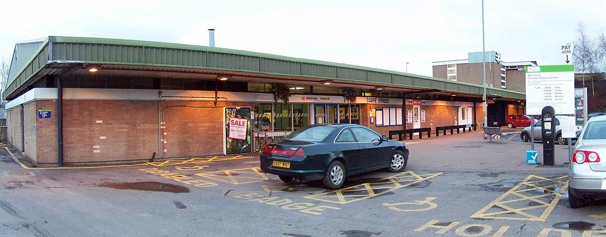 tamworth railway station wikipedia