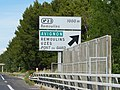 Panneau sortie 23 autoroute A9.jpg