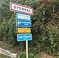 Panneaux d'entrée dans Oyonnax.JPG