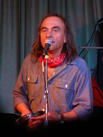 Nikos Papazoglou - Papazoglou in 2007