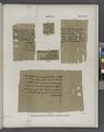 Papyrus. Demotische Papyrus. No. I-III. (jetzt im K. Museum zu Berlin.) (NYPL b14291191-44354).tiff