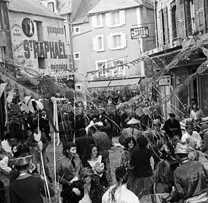 The Umbrellas of Cherbourg - Mardi Gras in Cherbourg, 1963