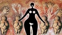 Paroles Goddess Willendorfs Hands by Nina Paley.