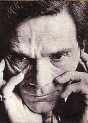 Pier Paolo Pasolini - An undated photo of Pasolini