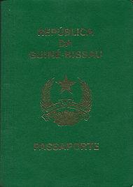 Guinea-Bissau Passport