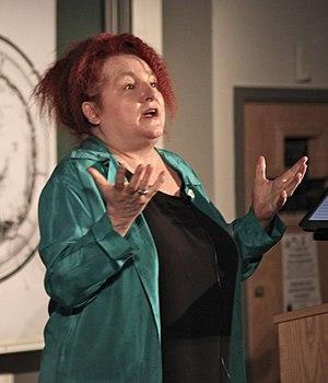 Pat Cadigan - Pat Cadigan in 2011