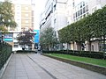 Path leading to Devonshire Square - geograph.org.uk - 1021429.jpg