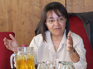 City of Cape Town - Mayor Patricia de Lille.