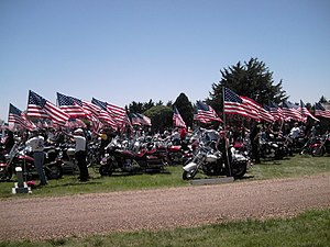 English: Patriot Guard