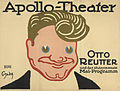 Paul Haase Apollo-Theater Otto Reutter c1912.jpg