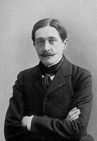 Paul Hervieu - Hervieu in 1899