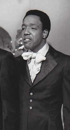 Paul Williams of the Temptations on Ed Sullivan Show.jpg