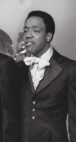 Paul Williams (The Temptations) - Williams performs with The Temptations on The Ed Sullivan Show