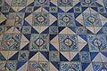 Paviment de rajoletes de Manises, sala daurada gran del palau de la Generalitat, València.jpg