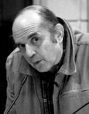Macedonia (comics) - Harvey Pekar in 2008.