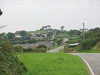 Pentref Penmynydd village - geograph.org.uk - 943128.jpg
