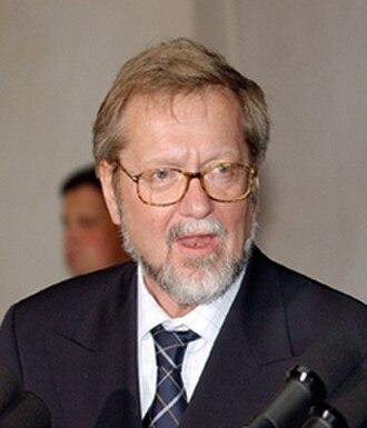 Danish general election, 1998 - Image: Per Stig Møller