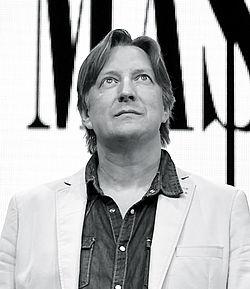 Per Svensson under Åbent hus på Det Kgl. Svenske Teater 2014.
