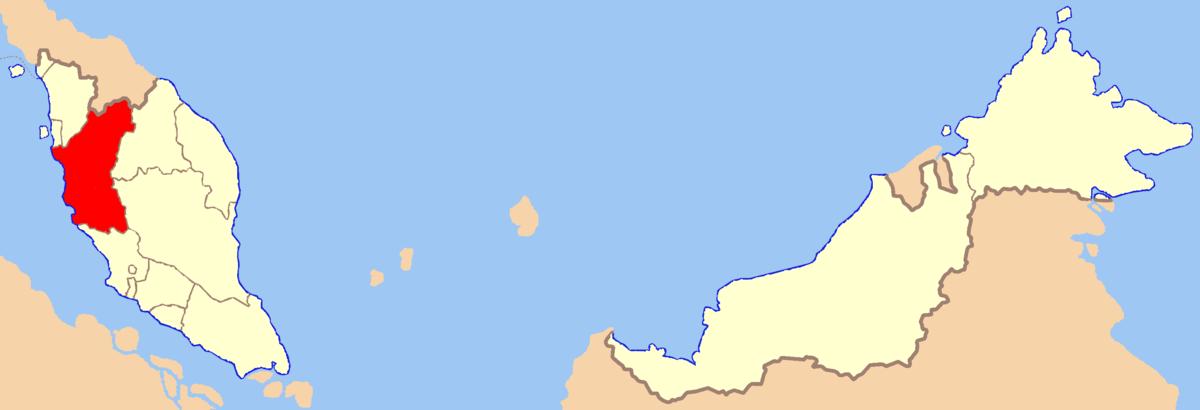 Perak Malaysia Wikipedia Bahasa Indonesia Ensiklopedia Bebas