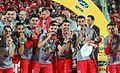 Persepolis F.C. championship ceremony 2016-17 27.jpg