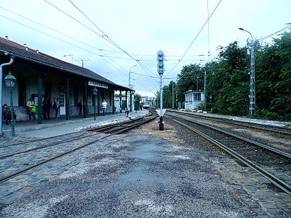 How to get to Pesterzsébet 2. with public transit - About the place