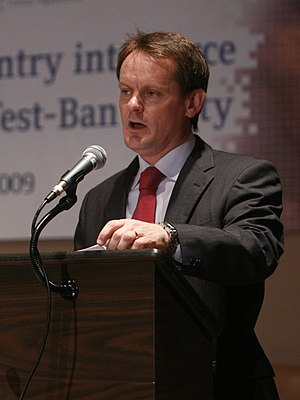 Peter Power (politician) - Power in 2009