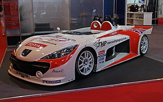 Mygale - Image: Peugeot THP Spider Flickr exfordy