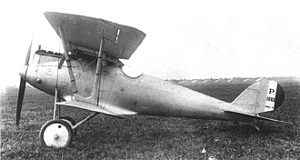 Friedrich Friedrichs - Friedrichs flew this type without success when first assigned to fly fighters.