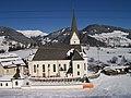 Pfarrkirche Embach Südseite (Gemeinde Lend - Salzburger Land).JPG