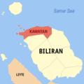 Ph locator biliran kawayan.png